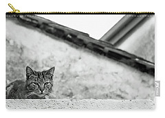 Cat On A Roof, Varenna Carry-all Pouch