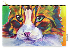 Cat - Tabby Carry-all Pouch