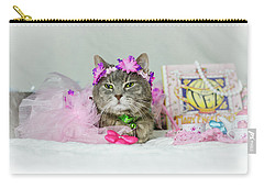 Cat Tea Party Carry-all Pouch