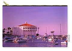 Catalina Casino Carry-all Pouch by Marie Hicks