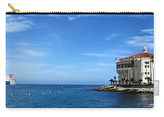 Catalina Island Casino Carry-all Pouch