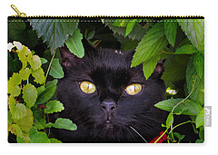Catboo In The Wild Carry-all Pouch