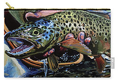 Catch Of The Day Carry-all Pouch