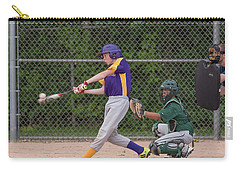 Catching II Carry-all Pouch by James Meyer