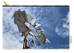 Catching The Breeze Carry-all Pouch by Stephen Mitchell