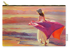 Catching The Breeze Carry-all Pouch