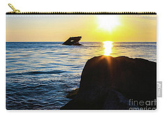 Catching The Sun Carry-all Pouch by Colleen Kammerer