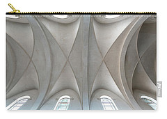 Catedral De La Purisima Concepcion Ceiling Carry-all Pouch