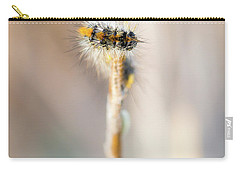 Caterpillar On The Stick Carry-all Pouch
