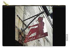 Catfish Row Carry-all Pouch