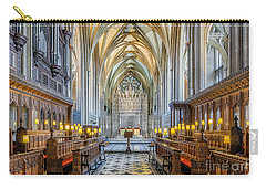Cathedral Aisle Carry-all Pouch