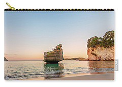 Cathedral Cove, New Zealand Carry-all Pouch