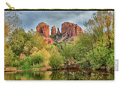 Cathedral Entrances Us Carry-all Pouch