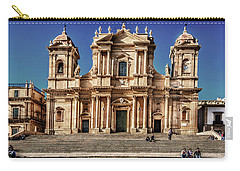 Cathedral II Carry-all Pouch by Patrick Boening