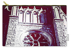 Cathedral In Archangel Glow Carry-all Pouch