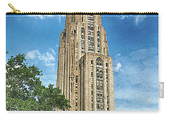 Cathedral Of Learning Carry-all Pouch