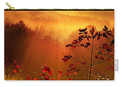 Cathedral Of Light - Special Crop Carry-all Pouch by Rob Blair