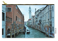 Cathedral Of San Giorgio Dei Greci Carry-all Pouch