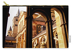 Cathedral Of Trier Window Carry-all Pouch