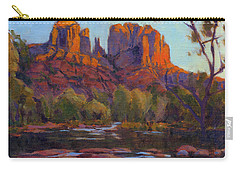 Cathedral Rock, Sedona Carry-all Pouch