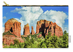 Cathedral Sed M 04-115 Carry-all Pouch by Scott McAllister
