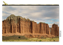 Cathedral Valley Wall Carry-all Pouch