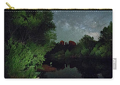 Cathedrals' Skies Carry-all Pouch