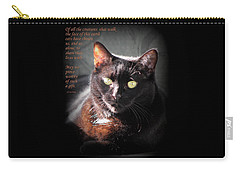 Cats Chose Us Carry-all Pouch