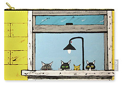Cats Daydreaming Carry-all Pouch