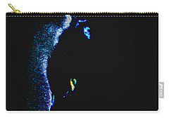 Cat's Eye Abstract Carry-all Pouch by Aliceann Carlton