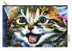 Cats Eyes 15 Carry-all Pouch