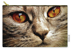 Cat's Eyes Carry-all Pouch