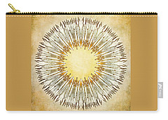 Cattail Mandala - Carry-all Pouch