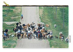 Cattle Drive Carry-all Pouch
