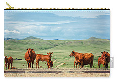 Cattle Guards Carry-all Pouch