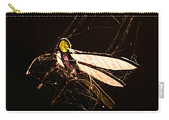 Caught Prey Carry-all Pouch by Jorgo Photography - Wall Art Gallery
