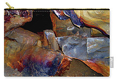 Cave Gems Carry-all Pouch