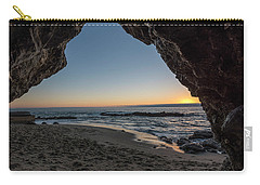 Cave Sunset Carry-all Pouch