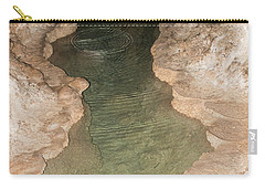 Cavern Pond 3 Carry-all Pouch by James Gay