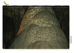 Cavern Stalagmite Carry-all Pouch by James Gay