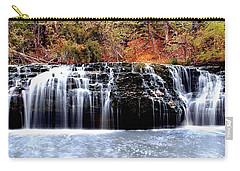 Cedar Creek Falls, Kansas Carry-all Pouch