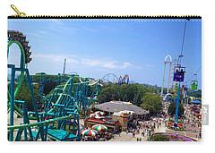 Cedar Point Amusement Park Carry-all Pouch