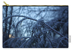 Cedars Of Ice Carry-all Pouch