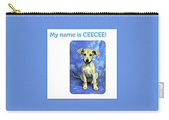 Ceecee Carry-all Pouch by Carol Cavalaris