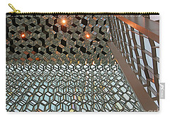 Ceiling At Harpa Reykjavik Iceland 6212 Carry-all Pouch