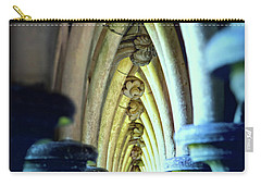 Ceiling Pilars Carry-all Pouch by Linda Olsen