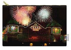 Celebrate Texas Carry-all Pouch by Suzanne Powers