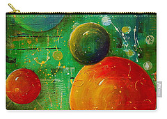 Celestal Planets Carry-all Pouch