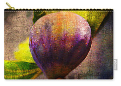 Celeste Fig Carry-all Pouch