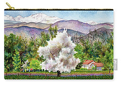 Celeste's Farm Carry-all Pouch
